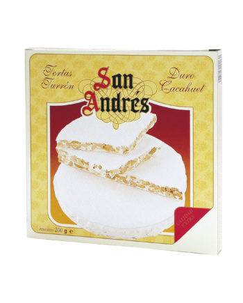 Torta Imperial Cacahuet